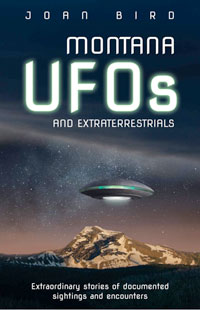Montana UFOs: book cover