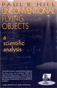 Unconventional Flying Objects - book cover
