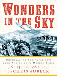 Wonders In The Sky -  book cover