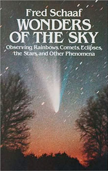 Wonders of the Sky -  book cover