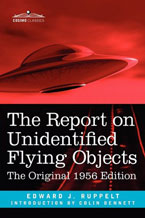 Report on Unidentified Flying Objects book cover