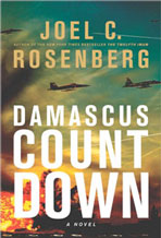 Damascus Countdown - book cover