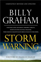 Storm Warning - book cover