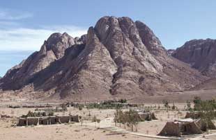 traditional mt sinai